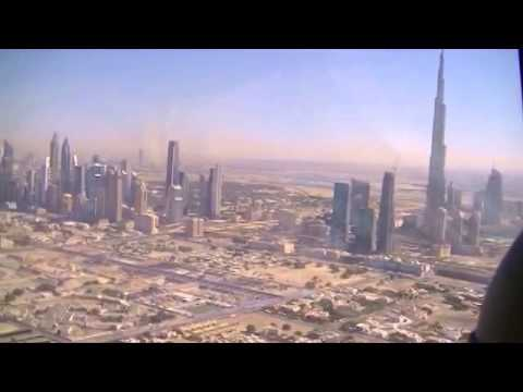 Helicopter trip in Dubai !!!!!!!!!!
