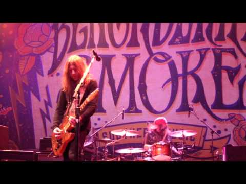 Blackberry Smoke - Wiser Time  (Crowes cover) w/ Benji Shanks