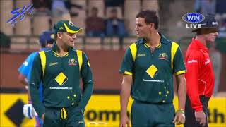 Download lagu Dhoni s Monstrous hit vs Australia at Adelaide Oval Giant Six 2012 MP3