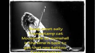 Van Halen - Tattoo - Lyrics