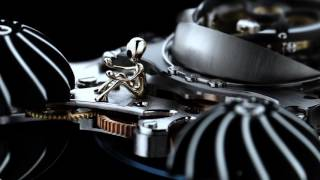 MB&F HM6 Alien Nation Watch: Sculpting The White Gold Aliens | aBlogtoWatch