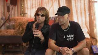 Europe Interview At Ramblin' Man Fair 2016 (uDiscoverMusic.com Interview) thumbnail