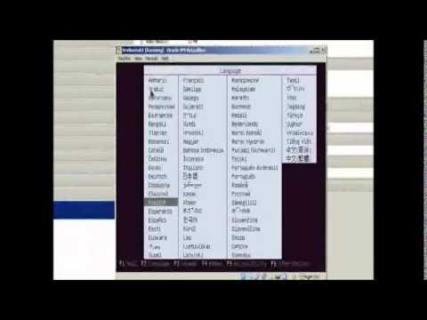Best Linux Server Distro-Ubuntu Server