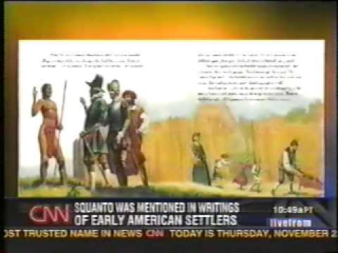 """CNN """"Squanto"""" Interview"""