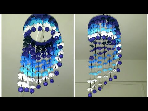 Wind Chime From Paper | Paper Craft | Handcrafted | By Punekar Sneha.