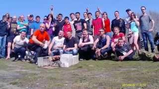 Открытие 1 мая Заводоуковск 3 часть сбор на общее фото