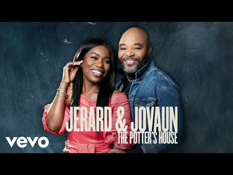 """Frederick Hand  - Jerard & Jovaun Release New Single """"The Potter's House"""""""