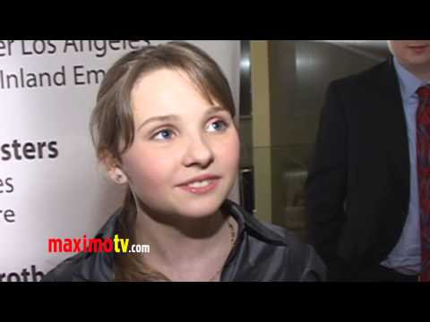 FLASHBACK Interview: Abigail Breslin from Rising Stars Gala 2008