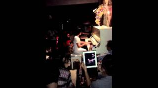 Clip kết thúc buổi Offiline của Ân Coong tại Cafe Tôn tối ngày 5-9-2014