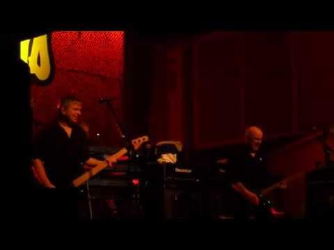 Stranglers: Peaches - Kilmarnock 27.03.15