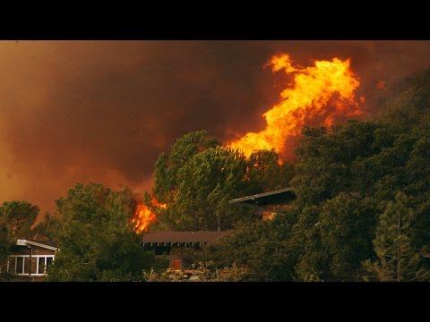California Wildfires: Billion-Dollar Fire Season Bad News for Taxpayers