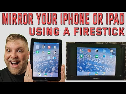 Mirror An IPhone Or IPad To A Firestick | Super Simple Guide To IOS Mirroring