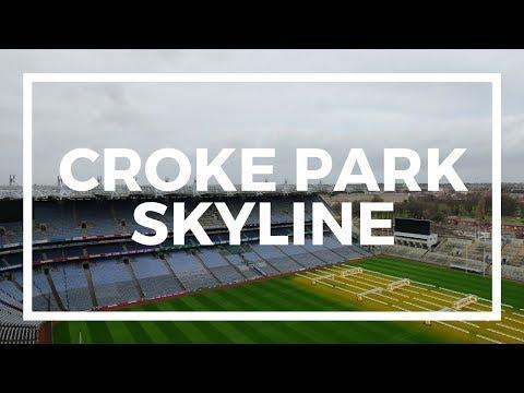 Dublin Vlog | Croke Park Skyline