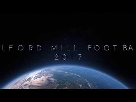 2017 Milford Mill Football HIghlight