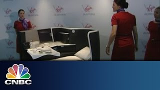 Virgin Australia's Business Class Redesign | Capital Connection | CNBC International