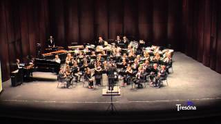 unc wind ensemble preludes and polka by dmitri shostakovich