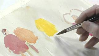 How to Paint People Using Watercolors