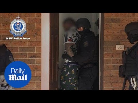 Australia: NSW bikies arrested over alleged road rage