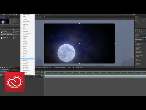 How To Add Special Effects To Video With After Effects PART 5 | Adobe Creative Cloud