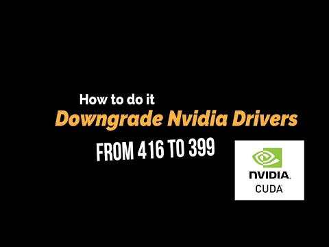 ❌How to uninstall and downgrade Nvidia drivers|Assassin's creed GIVE AWAY❌