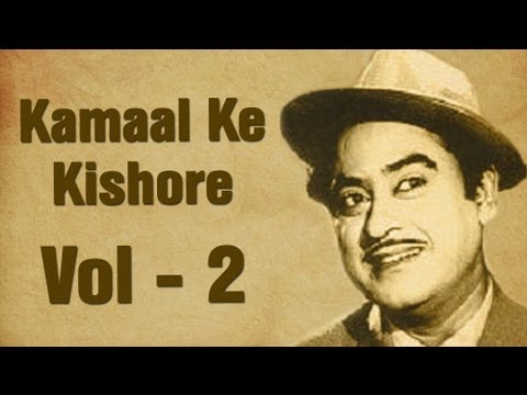 Kishore Kumar Superhit Songs Collection (HD)  - Jukebox 2 - Evergreen Old Hindi Songs