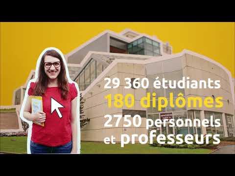 Bienvenue à l'université de Caen Normandie !