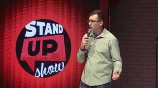Тарас Косымбаров. Stand Up Show 2. О себе, близких и стихах