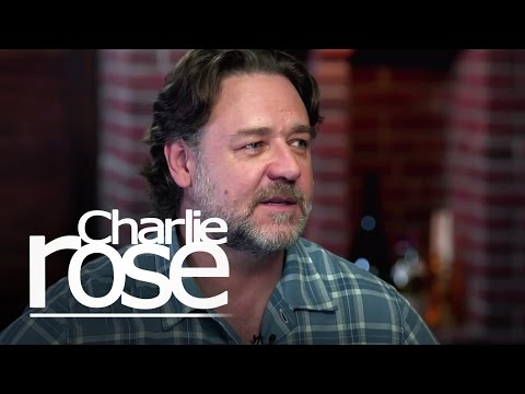 Russell Crowe on Directing Russell Crowe (Apr. 24, 2015) | Charlie Rose