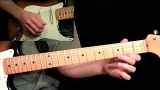 Fast Legato Techniques Pt.1 - Advanced Guitar Lesson