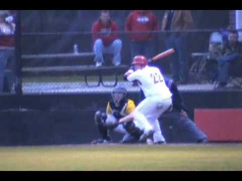 Tioga High School Baseball 2010