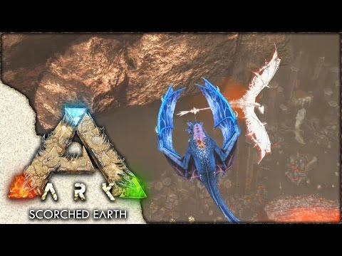 ARK: Scorched Earth ~ Ep 15 ~ LIGHTNING WYVERN VS ALPHA WYVERNS!