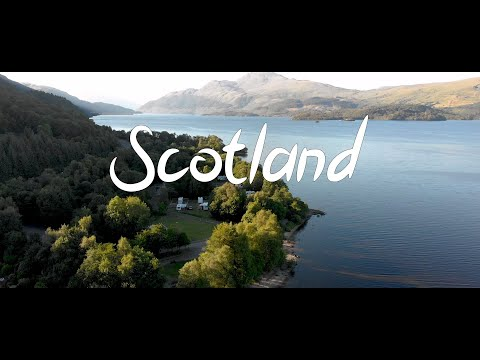 Scotland Travel video 2018 - Highlands RoadTrip (Full HD) (Mavic Air, GoPro Hero6)