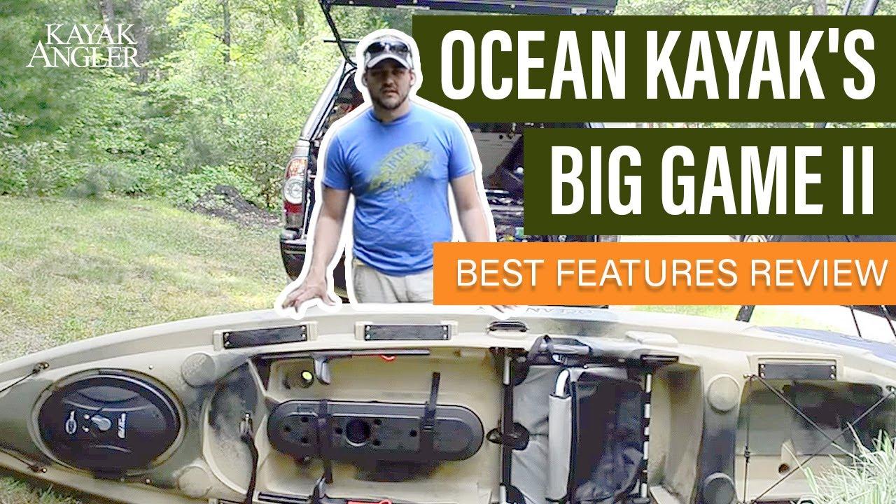 Ocean Kayak's Big Game II | Kayak Preview