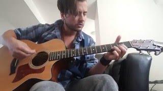 pearl jam even flow ryan macintyre acoustic cover