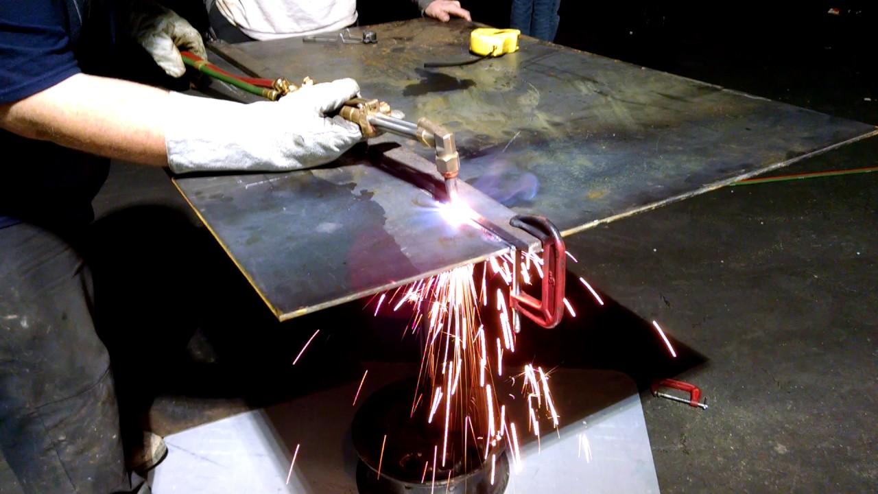 Propane cutter (work features)