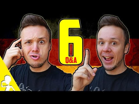 Do All Germans Know English, Circumcised Or Not? | Q&A #6 | Get Germanized
