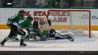Bruins comeback win vs Dallas, 3 unanswered in the 3rd 3/23/18