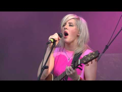 Ellie Goulding Under The Sheets - This Love Live Montreal 2011 HD 1080P
