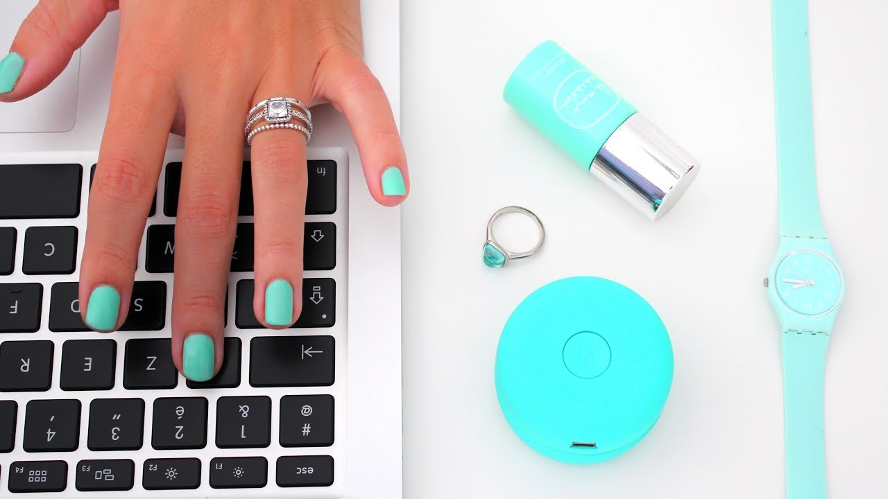 avis kit vernis semi permanent le mini macaron pose tenue d pose youtube