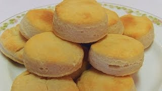 Bettys Basic Buttermilk Biscuits