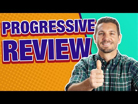 Progressive Car Insurance (FULL REVIEW)