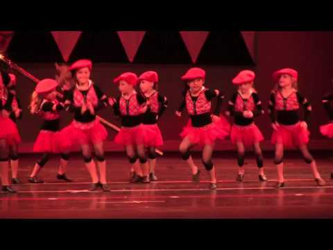 Shayla Bear's Jazz and Hip Hop dances