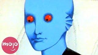 Top 10 Weirdest Animated Movies