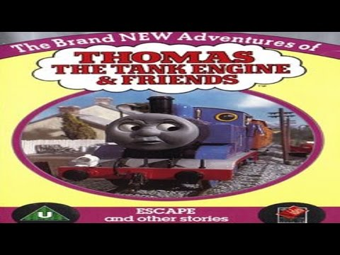 Thomas The Tank Engine: Escape and Other Stories thumbnail