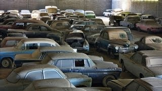 Download Massive Barn Find in Portugal Mp3 and Videos