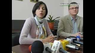 TV NEWS BUZAU  - 08.04.2013 - Viol asupra unei minore nevazatoare la DGASPC Buzau