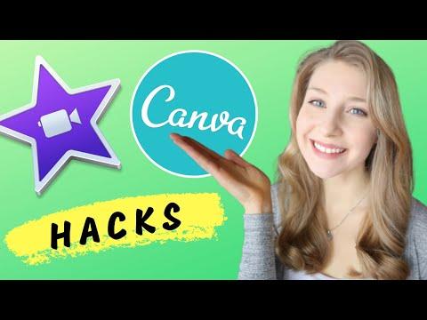 how-to-make-custom-titles-free- -imovie-and-canva-(editing-hacks)