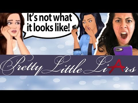 My Best Friend Lied To Me About THIS?!  - Pretty Little Liars: To Die For