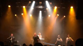 Heaven 17 - A Crow And A Baby (Live at KOKO, London 11/11/2013)