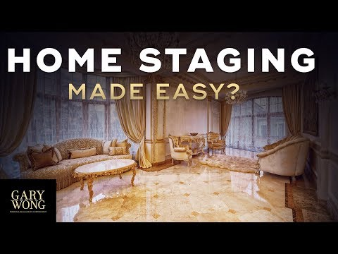 DIY Home Staging